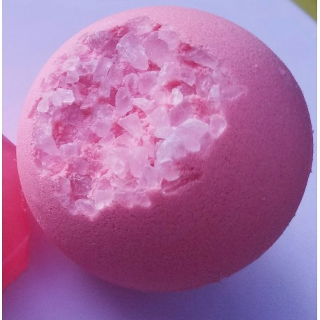 Rose Quartz Bath Bomb