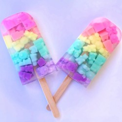 *PRE SALE* Gummy Bear Popcicle